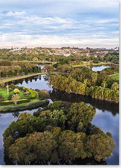 Greater Sydney Parklands